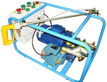 Аппарат для напыления ппу своими руками 72